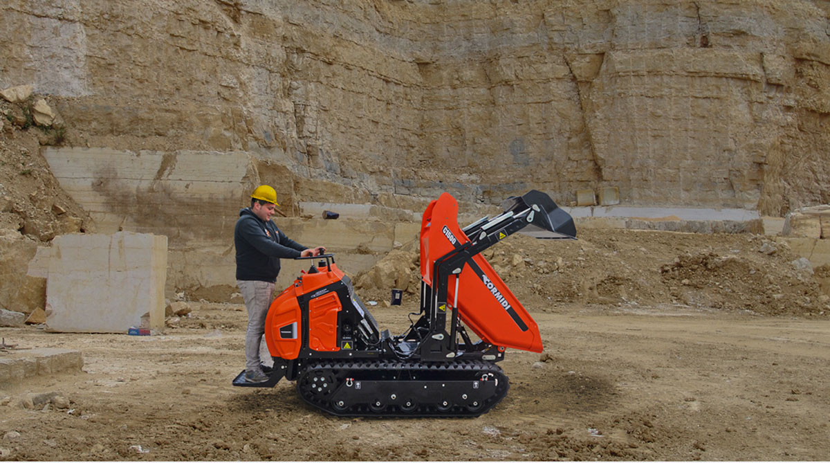 Rent Compact Track Loaders in NY, NJ, CT | Durante Rentals