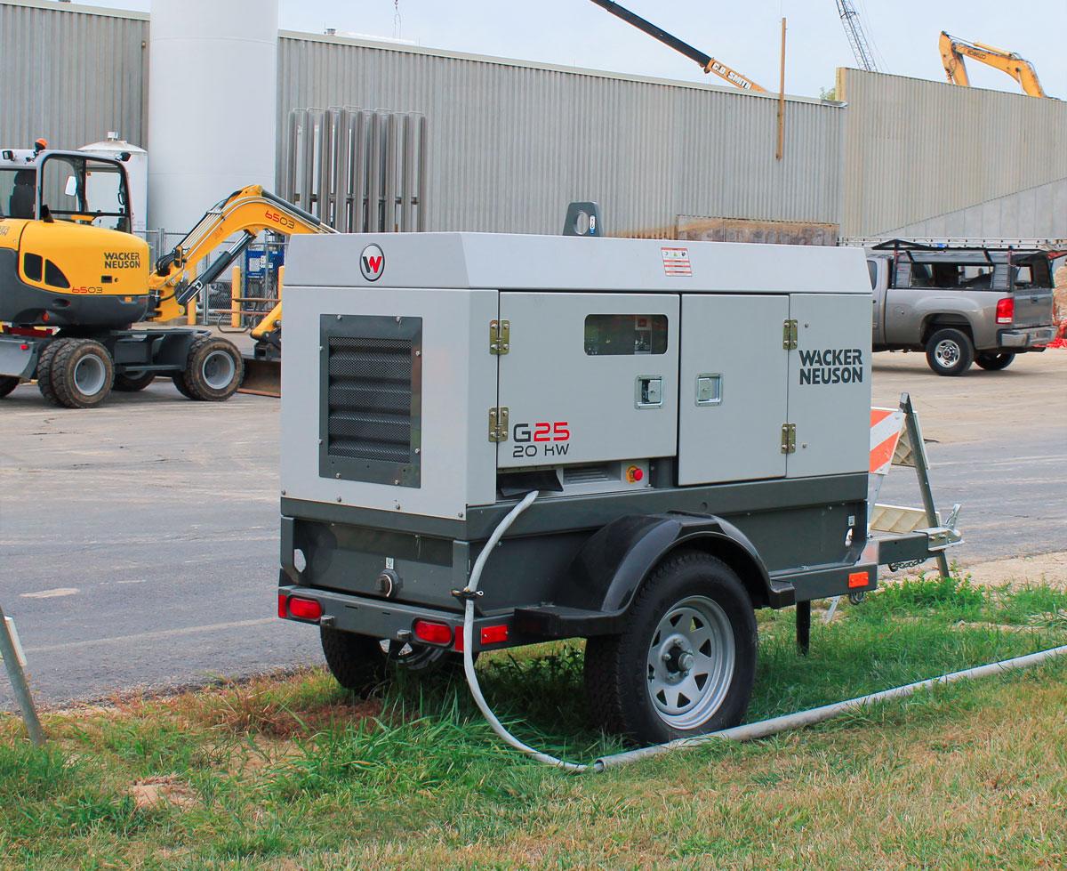 Portable Generator Genset Rentals | Rent a Generator NY, NJ
