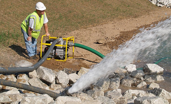 Water Pump Rentals, Trash Pumps, Sub Pumps | Durante Rentals