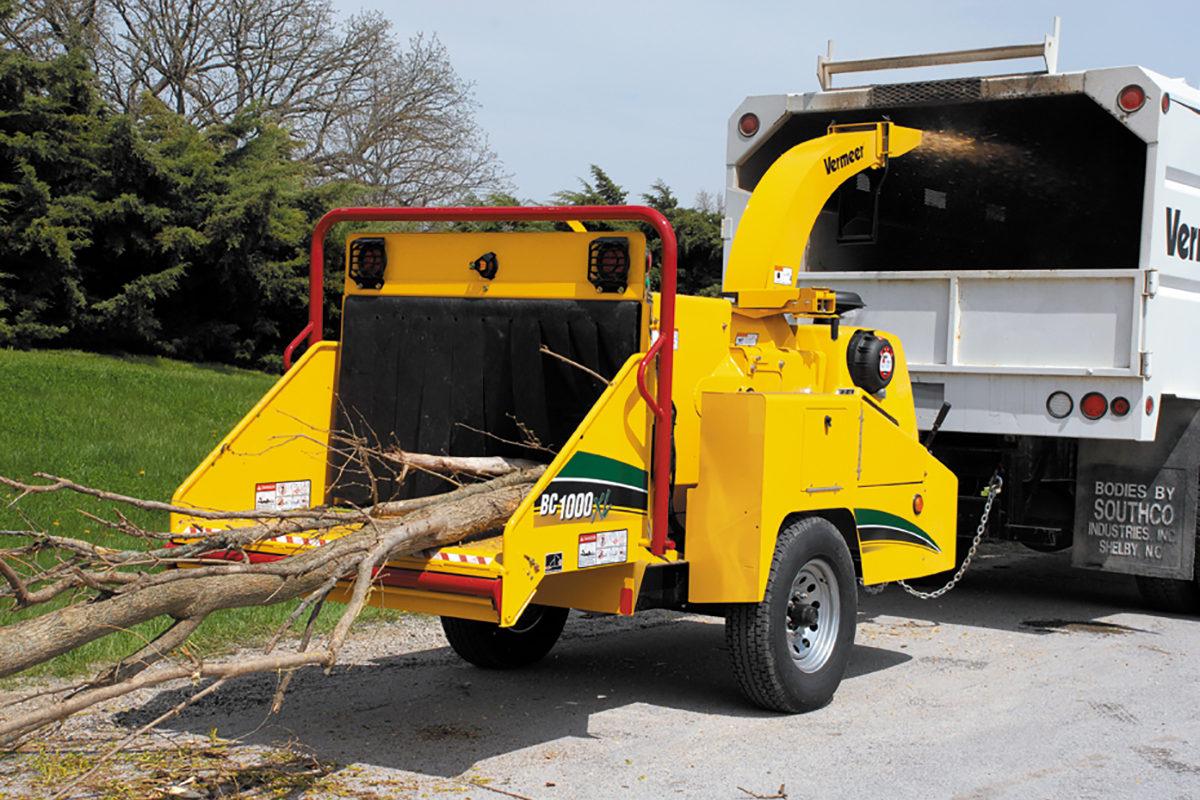 Wood Chipper Rentals In Ny Nj Ct Durante Rentals 1