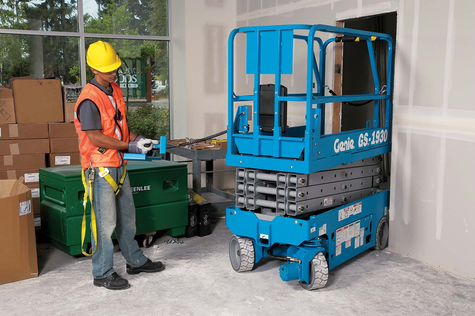 Scissor Lift Rentals | Get Your Scissor Lift Rental at