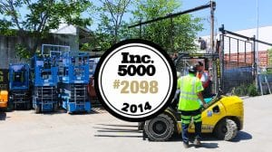 Inc  Magazine Names Durante Rentals to its List of America's